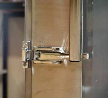 Cleanroom Lift Latch