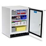 ADA-Compliant Undercounter Refrigerator by Marvel Scientific