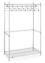 Free Standing Single Rack Garment Racks by InterMetro